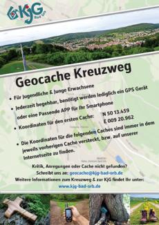 Geocache Kreuzweg