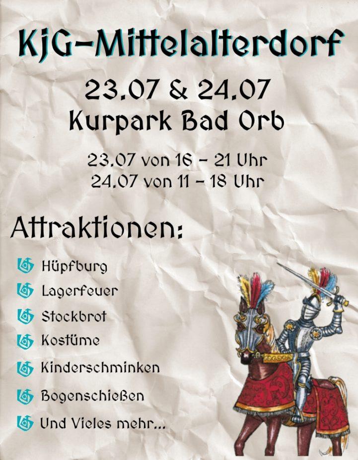 Mittelalter flyer 18 uhr